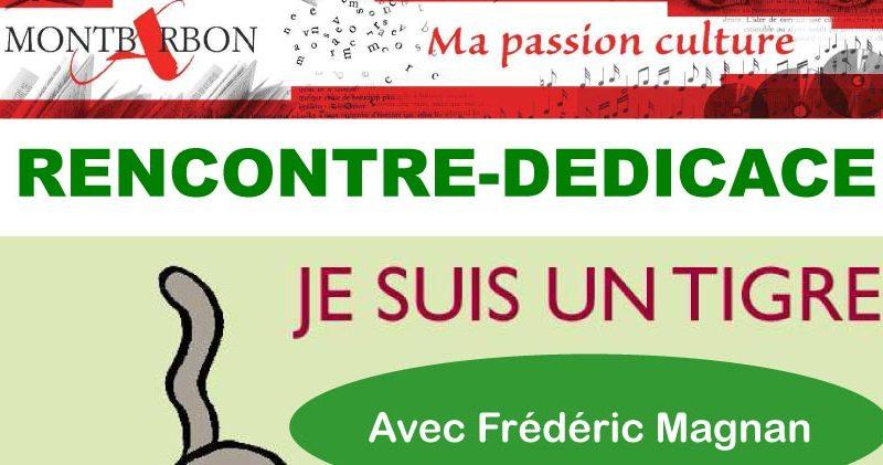 rencontre-dedicace-montbarbon-frederic-magnan-