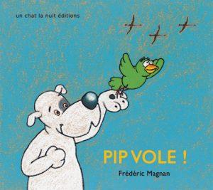 album jeunesse, Frédéric Magnan, Un chat la nuit éditions.