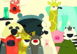 Mes animaux du monde-Emma Boissot