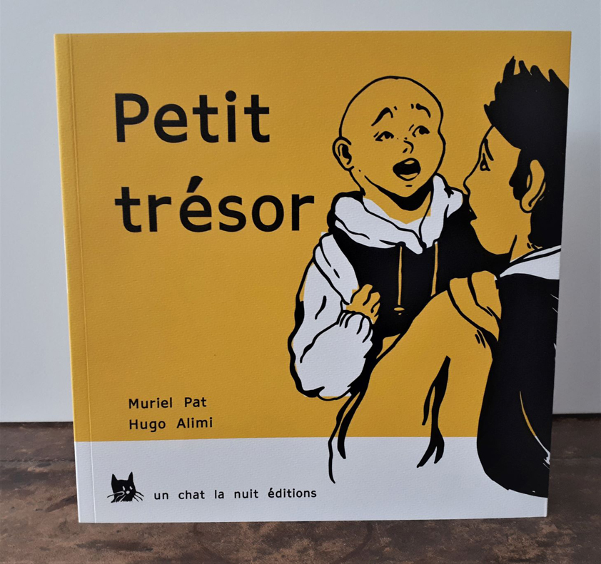 Petit trésor-un chat la nuit éditions-mars 2019