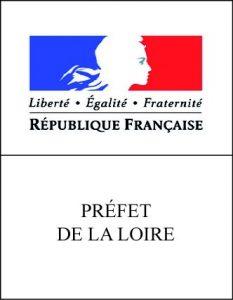 Logo Prefet Loire